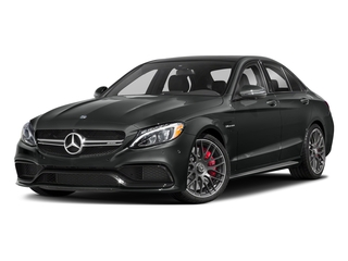 Selenite Grey Metallic 2018 Mercedes-Benz C-Class Pictures C-Class AMG C 63 S Sedan photos front view