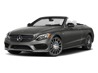 designo Selenite Grey Magno (Matte Finish) 2018 Mercedes-Benz C-Class Pictures C-Class Convertible 2D C43 AMG AWD V6 Turbo photos front view