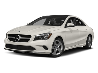 Cirrus White 2018 Mercedes-Benz CLA Pictures CLA CLA 250 Coupe photos front view