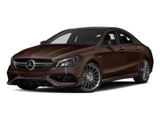 Cocoa Brown Metallic 2018 Mercedes-Benz CLA Pictures CLA AMG CLA 45 4MATIC Coupe photos front view