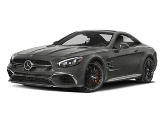 designo Selenite Grey Magno (Matte Finish) 2018 Mercedes-Benz SL Pictures SL AMG SL 65 Roadster photos front view