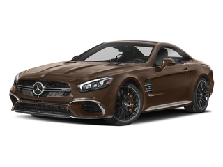 Dolomite Brown Metallic 2018 Mercedes-Benz SL Pictures SL AMG SL 65 Roadster photos front view