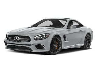 Iridium Silver Metallic 2018 Mercedes-Benz SL Pictures SL AMG SL 65 Roadster photos front view