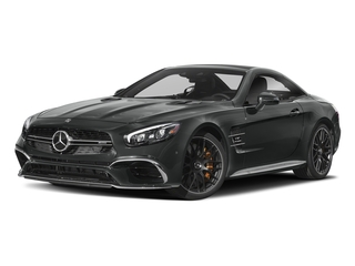 Selenite Grey Metallic 2018 Mercedes-Benz SL Pictures SL AMG SL 65 Roadster photos front view