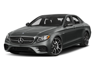 Selenite Grey Metallic 2018 Mercedes-Benz E-Class Pictures E-Class Sedan 4D E43 AMG AWD V6 Turbo photos front view
