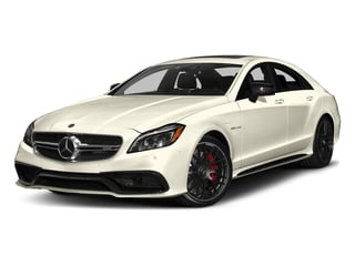 designo Diamond White Metallic 2018 Mercedes-Benz CLS Pictures CLS AMG CLS 63 S 4MATIC Coupe photos front view