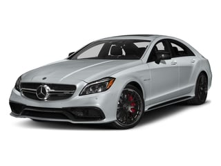 Diamond Silver Metallic 2018 Mercedes-Benz CLS Pictures CLS AMG CLS 63 S 4MATIC Coupe photos front view