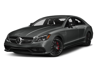 Selenite Grey Metallic 2018 Mercedes-Benz CLS Pictures CLS AMG CLS 63 S 4MATIC Coupe photos front view