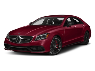 designo Cardinal Red Metallic 2018 Mercedes-Benz CLS Pictures CLS AMG CLS 63 S 4MATIC Coupe photos front view