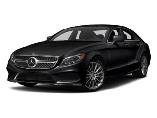 Black 2018 Mercedes-Benz CLS Pictures CLS CLS 550 4MATIC Coupe photos front view