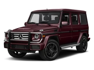 designo Mystic Red Metallic 2018 Mercedes-Benz G-Class Pictures G-Class 4 Door Utility 4Matic photos front view