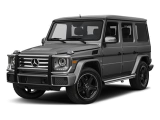 designo Graphite Metallic 2018 Mercedes-Benz G-Class Pictures G-Class G 550 4MATIC SUV photos front view