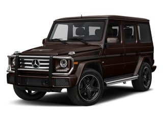 designo Mystic Brown Metallic 2018 Mercedes-Benz G-Class Pictures G-Class G 550 4MATIC SUV photos front view