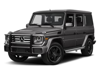 designo Manufaktur Tectite Grey Metallic 2018 Mercedes-Benz G-Class Pictures G-Class G 550 4MATIC SUV photos front view