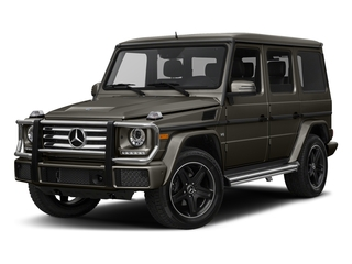 designo Manufaktur Sintered Bronze Magno 2018 Mercedes-Benz G-Class Pictures G-Class G 550 4MATIC SUV photos front view