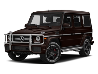 designo Mystic Brown Metallic 2018 Mercedes-Benz G-Class Pictures G-Class AMG G 63 4MATIC SUV photos front view