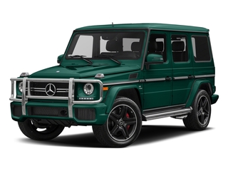 designo Manufaktur Olive Magno 2018 Mercedes-Benz G-Class Pictures G-Class AMG G 63 4MATIC SUV photos front view