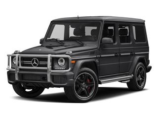 Steel Grey Metallic 2018 Mercedes-Benz G-Class Pictures G-Class AMG G 63 4MATIC SUV photos front view