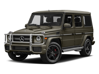Indium Grey Metallic 2018 Mercedes-Benz G-Class Pictures G-Class AMG G 63 4MATIC SUV photos front view