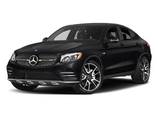Black 2018 Mercedes-Benz GLC Pictures GLC AMG GLC 43 4MATIC Coupe photos front view