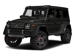 designo Night Black Magno 2018 Mercedes-Benz G-Class Pictures G-Class 4x4 Squared 4 Door Utility photos front view