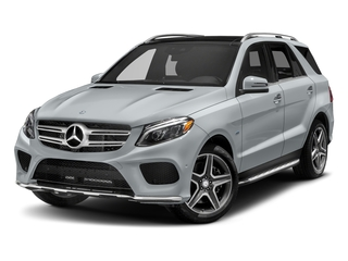 Diamond Silver Metallic 2018 Mercedes-Benz GLE Pictures GLE Utility 4D GLE550 Plug-In AWD V6 photos front view