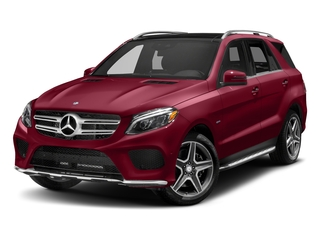 designo Cardinal Red Metallic 2018 Mercedes-Benz GLE Pictures GLE GLE 550e 4MATIC SUV photos front view
