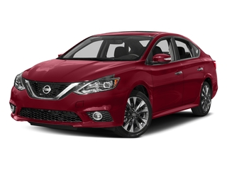 Red Alert 2018 Nissan Sentra Pictures Sentra SR Turbo Manual photos front view