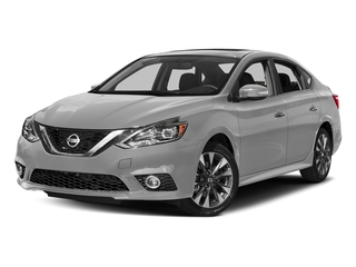 Brilliant Silver 2018 Nissan Sentra Pictures Sentra SR Turbo Manual photos front view