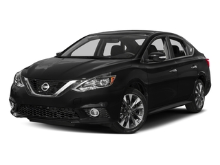 Super Black 2018 Nissan Sentra Pictures Sentra SR Turbo Manual photos front view
