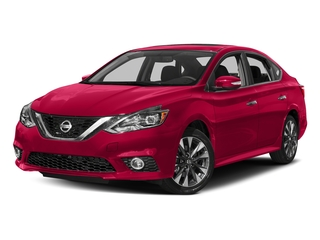 Scarlet Ember 2018 Nissan Sentra Pictures Sentra SR Turbo Manual photos front view