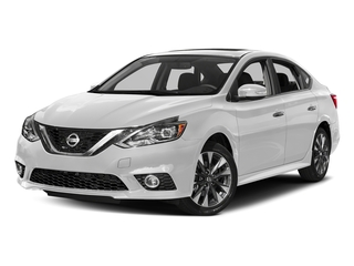 Aspen White 2018 Nissan Sentra Pictures Sentra SR Turbo Manual photos front view