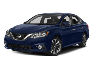 Deep Blue Pearl 2018 Nissan Sentra Pictures Sentra SR Turbo Manual photos front view