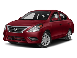 Cayenne Red 2018 Nissan Versa Sedan Pictures Versa Sedan 4D SV Special Edition photos front view