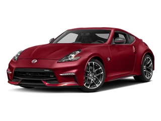 Solid Red 2018 Nissan 370Z Coupe Pictures 370Z Coupe 2D NISMO Tech V6 photos front view