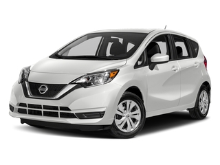 Aspen White 2018 Nissan Versa Note Pictures Versa Note 2018.5 SV CVT photos front view