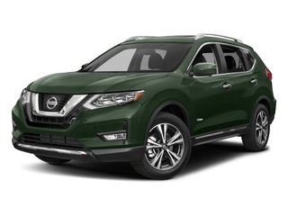 Midnight Pine 2018 Nissan Rogue Pictures Rogue FWD SL Hybrid photos front view
