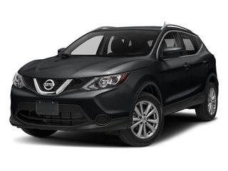 Magnetic Black 2018 Nissan Rogue Sport Pictures Rogue Sport FWD S photos front view