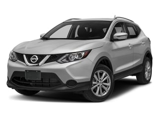 Brilliant Silver 2018 Nissan Rogue Sport Pictures Rogue Sport FWD S photos front view