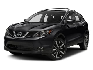 Magnetic Black 2018 Nissan Rogue Sport Pictures Rogue Sport Utility 4D SL AWD photos front view