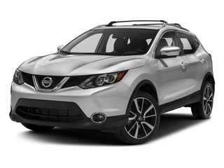 Brilliant Silver 2018 Nissan Rogue Sport Pictures Rogue Sport Utility 4D SL AWD photos front view