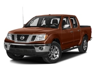 Forged Copper 2018 Nissan Frontier Pictures Frontier Crew Cab SL 4WD photos front view