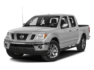 Brilliant Silver 2018 Nissan Frontier Pictures Frontier Crew Cab SL 2WD photos front view