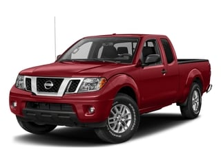 Lava Red 2018 Nissan Frontier Pictures Frontier King Cab 4x2 SV V6 Auto photos front view