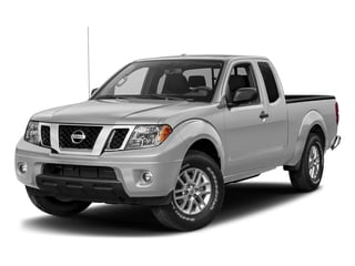 Brilliant Silver 2018 Nissan Frontier Pictures Frontier King Cab 4x2 SV V6 Auto photos front view