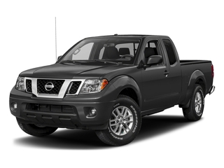 Gun Metallic 2018 Nissan Frontier Pictures Frontier King Cab 4x2 SV V6 Auto photos front view