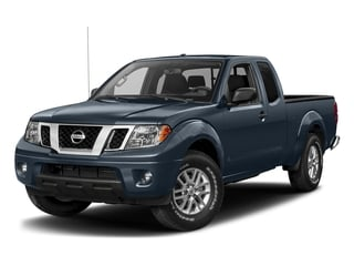 Arctic Blue Metallic 2018 Nissan Frontier Pictures Frontier King Cab 4x2 SV V6 Auto photos front view