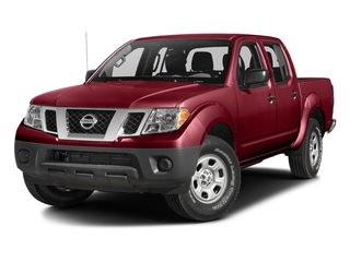 Cayenne Red 2018 Nissan Frontier Pictures Frontier Crew Cab S 2WD photos front view