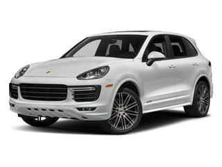 White 2018 Porsche Cayenne Pictures Cayenne Utility 4D GTS AWD V6 Turbo photos front view