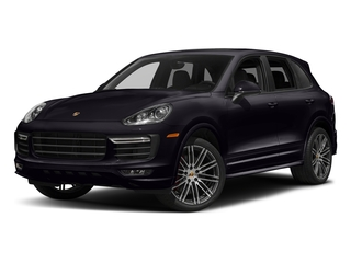 Purpurite Metallic 2018 Porsche Cayenne Pictures Cayenne Utility 4D GTS AWD V6 Turbo photos front view